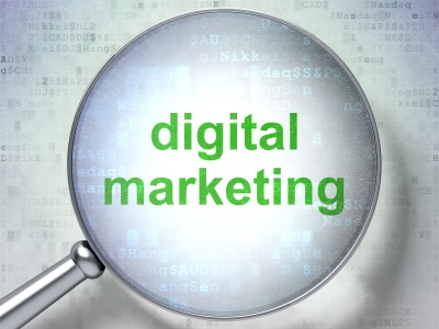 Researching digital marketing