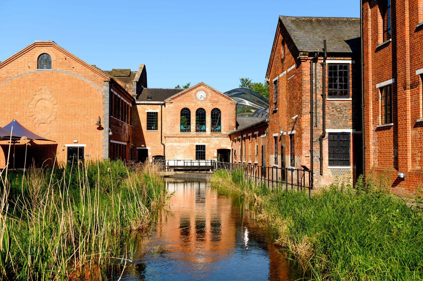Bombay Sapphire Distillery User Conference