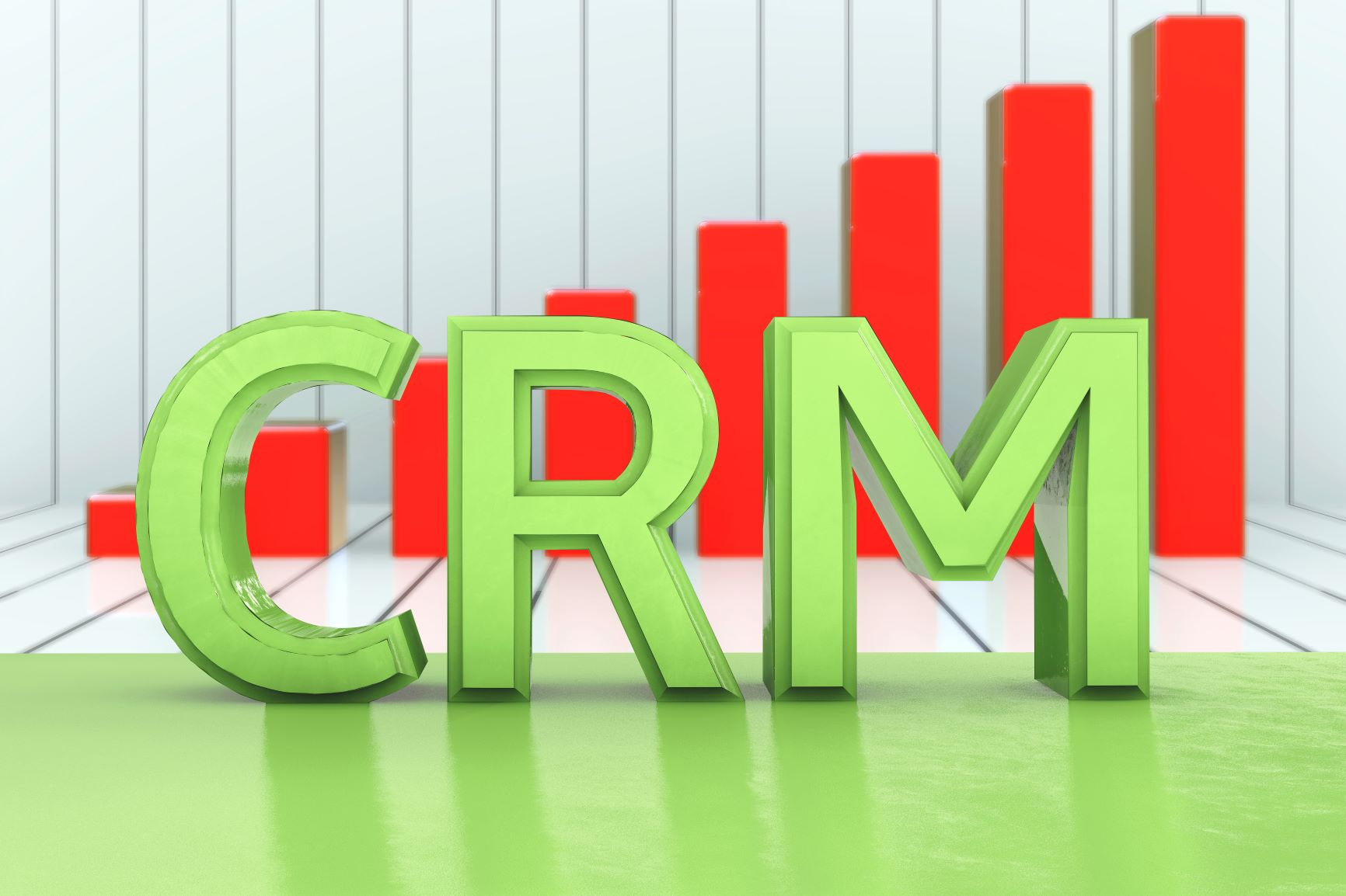 Explaining CRM software
