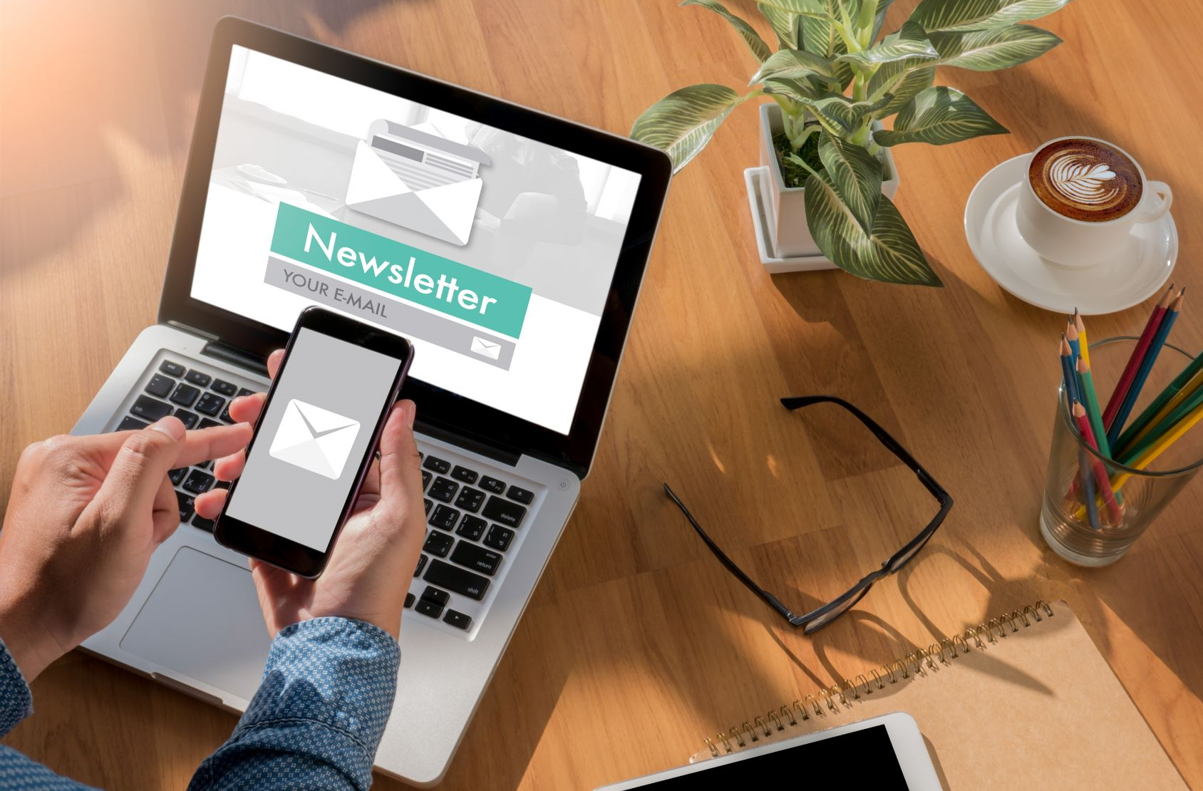 How to create an email newsletter - email marketing